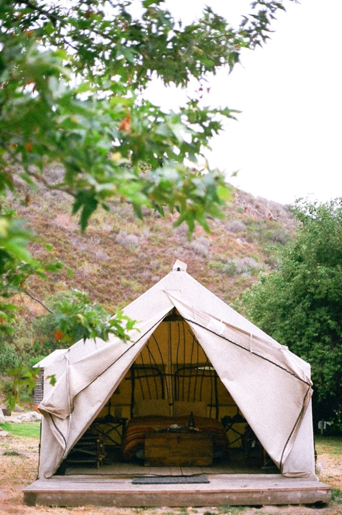 El Capitan Canyon Glamping - Megan Welker Photography 001