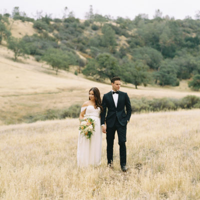 Our Wedding / Why we chose to do a First Look